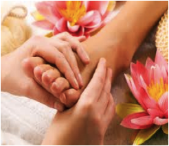 Reflexology Treatment Birmingham